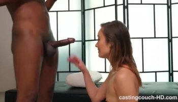 Amateur Czech is picked up in the streets & paid to model & fuck 35