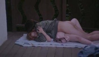Gorgous teen gives a sexy massage 14