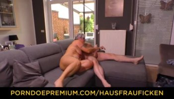 Hot hairy mature slit gets spooned