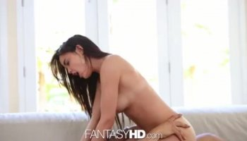 Cocoa gets her ebony pussy pounded hard