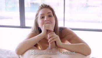 Sex obsessed schoolgirl Erica Fontes gets fucked